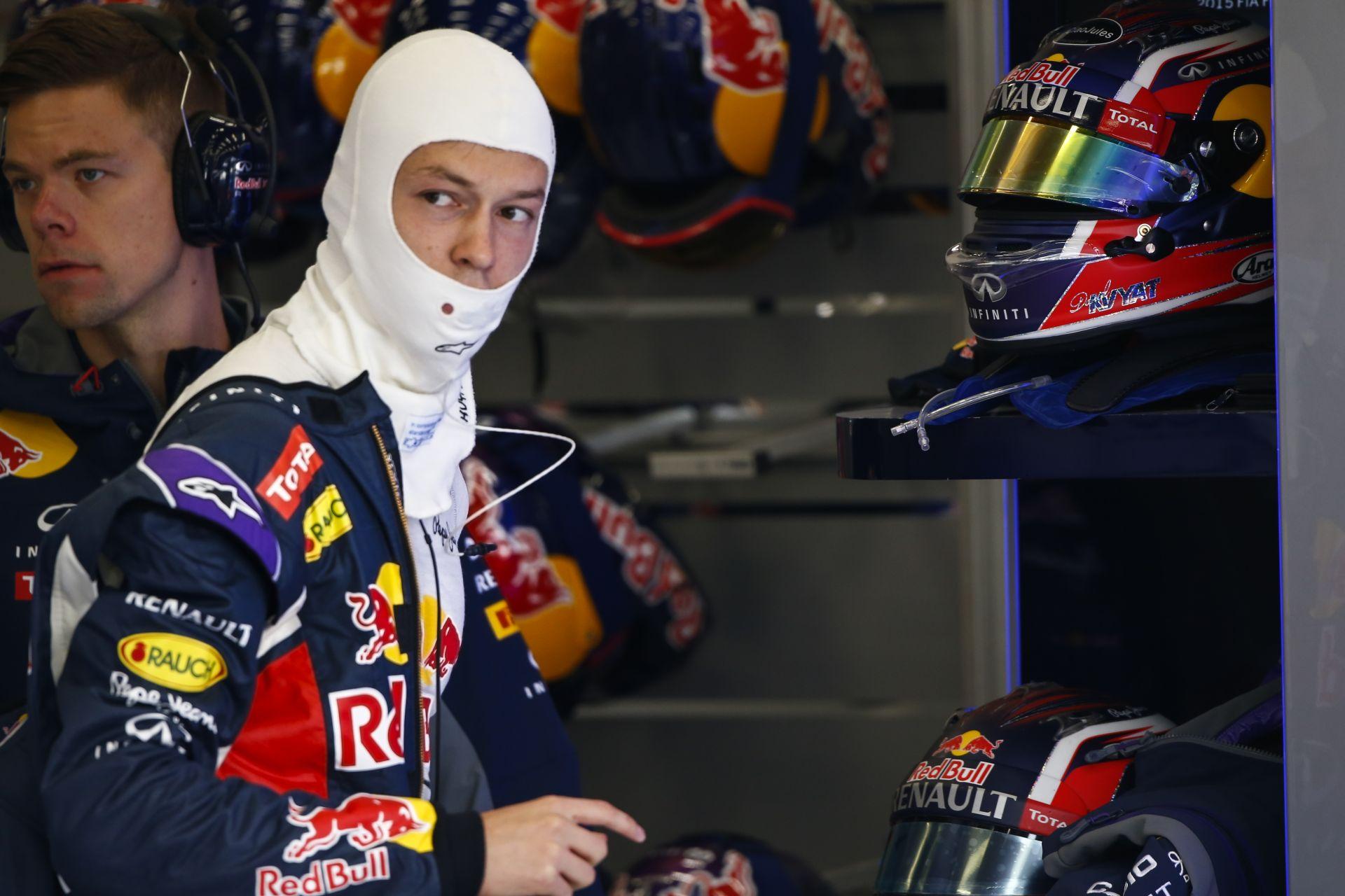 Kvyat: Monza? Az abszolút kedvenc!