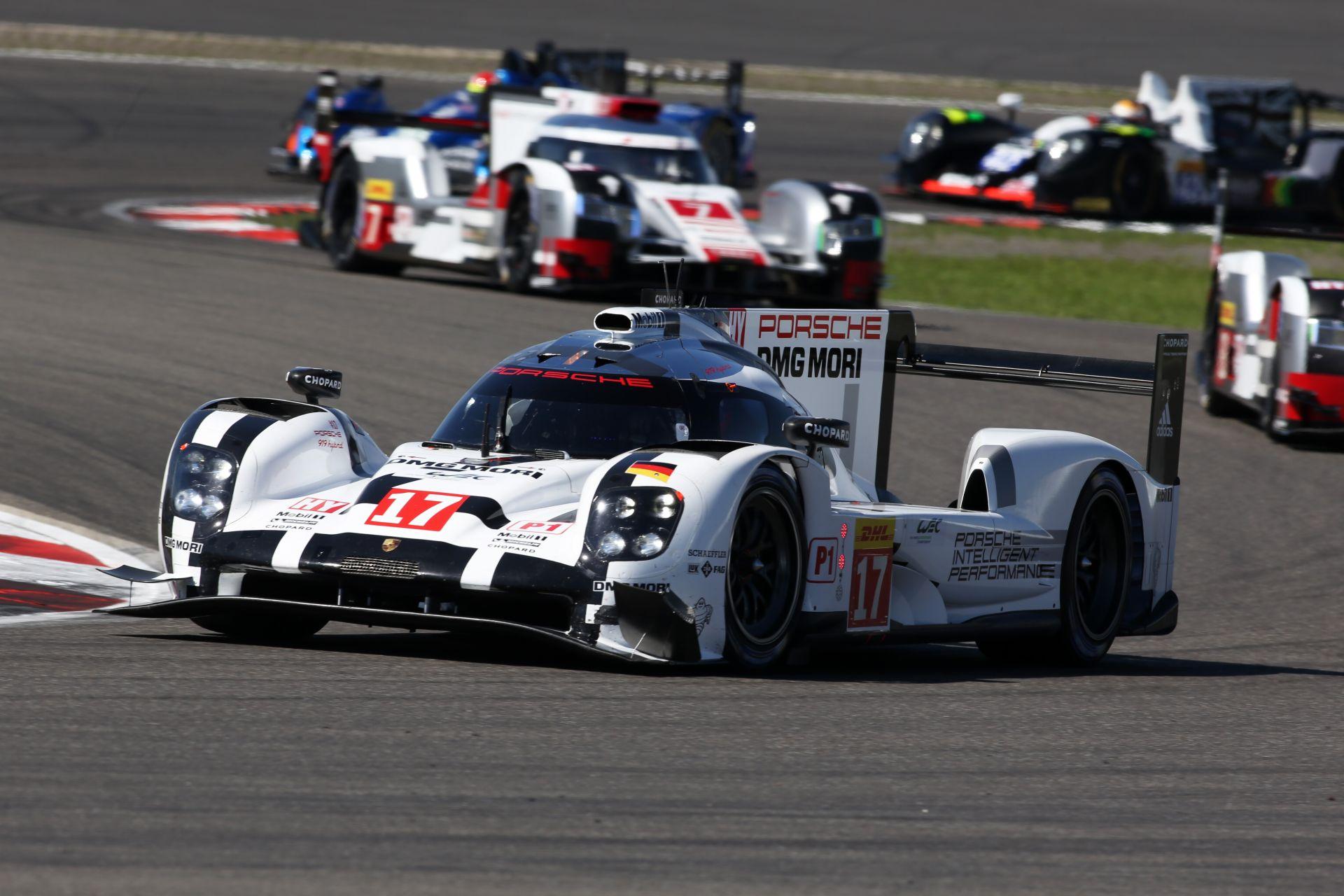 """Webber: """"Jenson, hagyd ott az F1-et, és gyere a WEC-be!"""""""