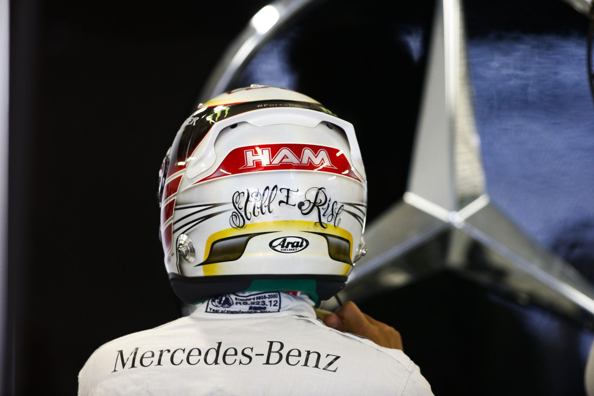 Lewis Hamilton soha nem volt ennyire jó, mint most