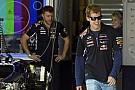 Vettel: Ricciardo egyszerűen jobb munkát végzett, mint én