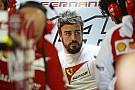 Röviden: Alonso nem kap hatodik motort, régi erőforrás füstölt el ma