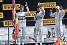 Rosberg boldog, Massa kicsit csalódott, Hamilton kimért volt a brazil időmérőt követően