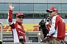 Vettel a dobogón, Raikkönen saját maga taktikázta el a versenyét Silverstone-ban, nem a Ferrari
