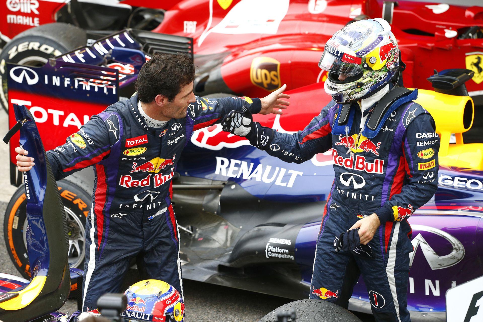 Webbert nem lepte meg Vettel távozása és szerinte a Ferrari lesz az utolsó csapata a Forma-1-ben
