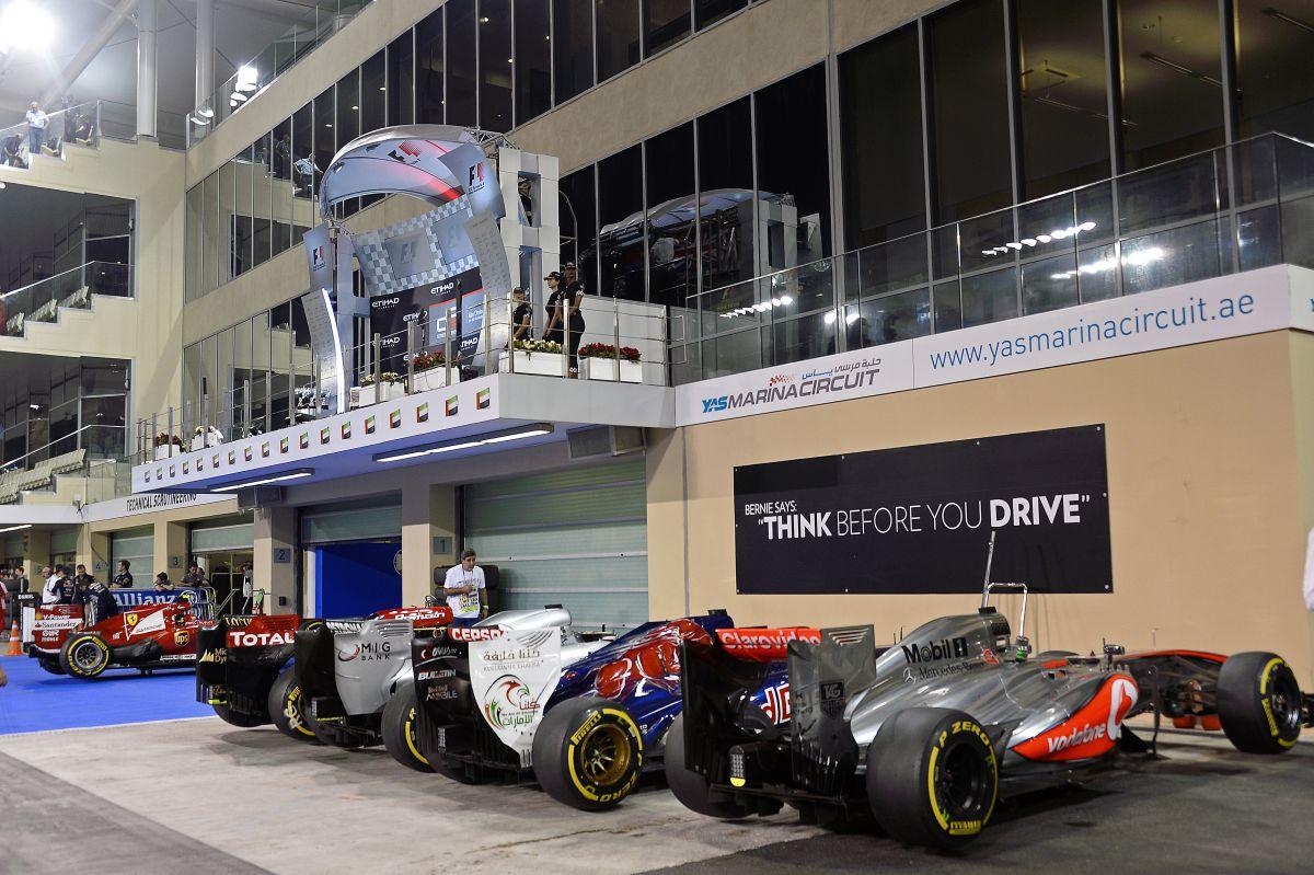 2016 után is lesz futam Abu Dhabiban: több évre írtak alá Ecclestone-nal