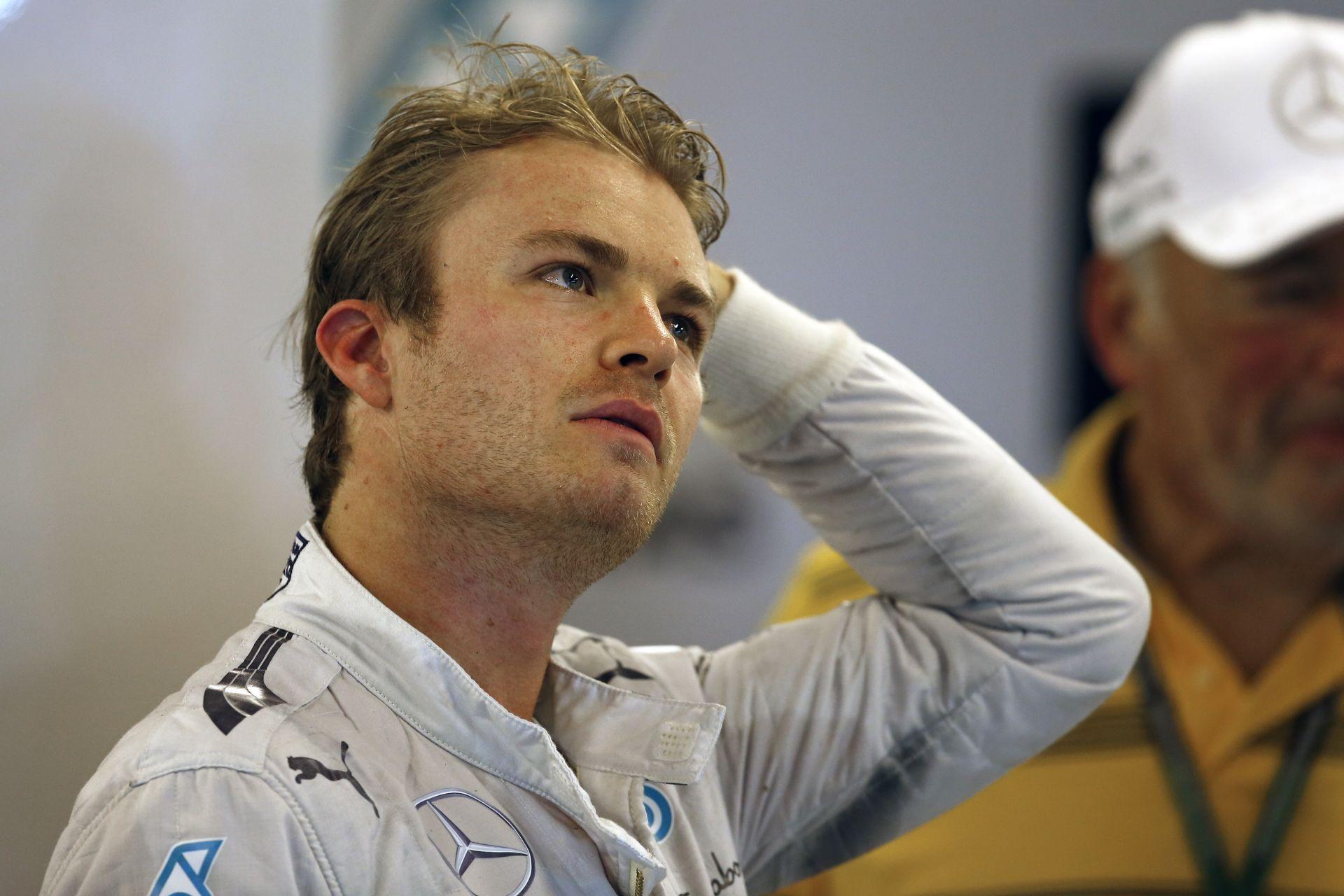 Rosberg nyerte az idei év utolsó szabadedzését Abu Dhabiban! Hamilton, Massa a folytatás! Alonso motorcsere miatt alig ment pár