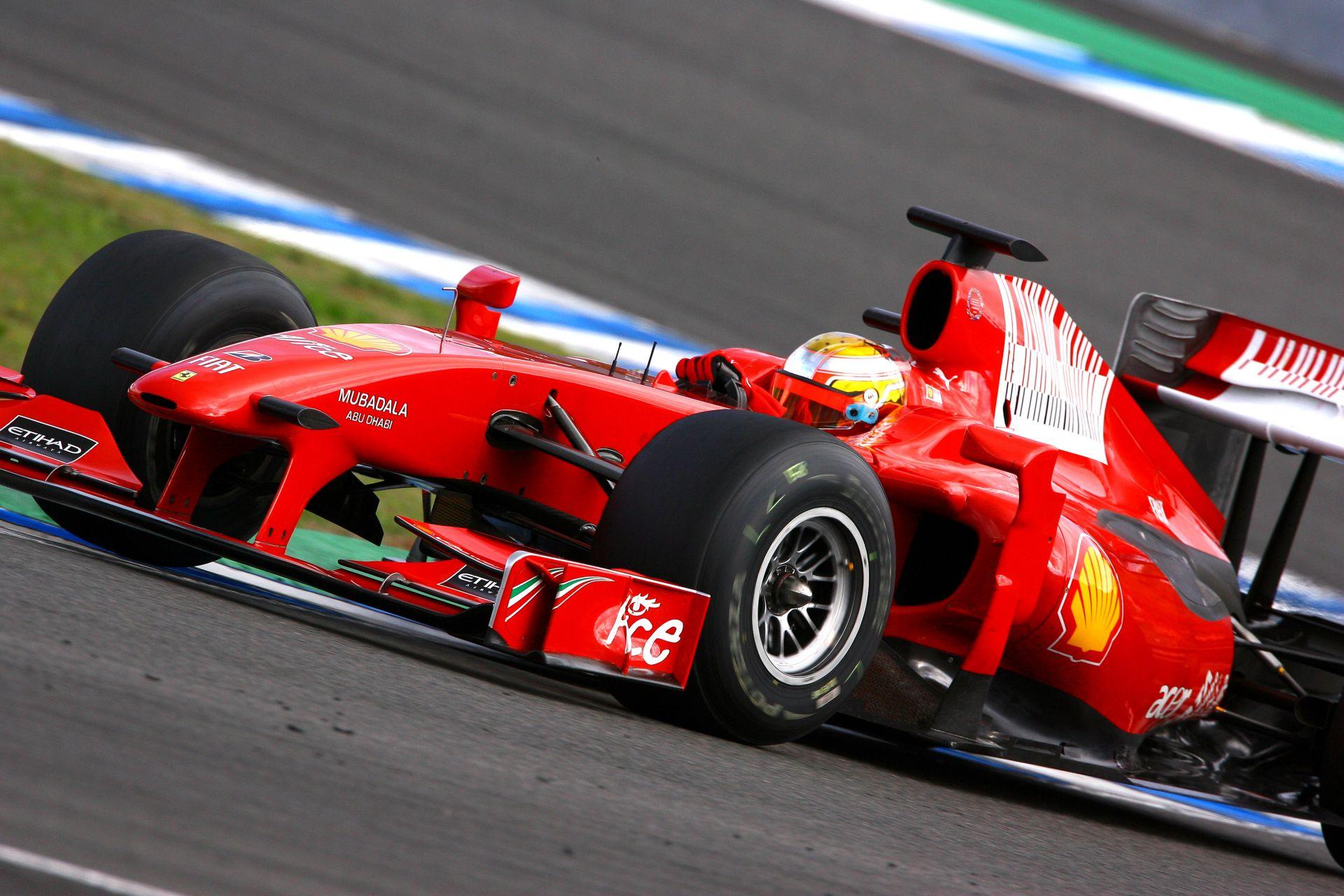 Bianchi a Ferrari színeiben: Egy soha be nem teljesült álom