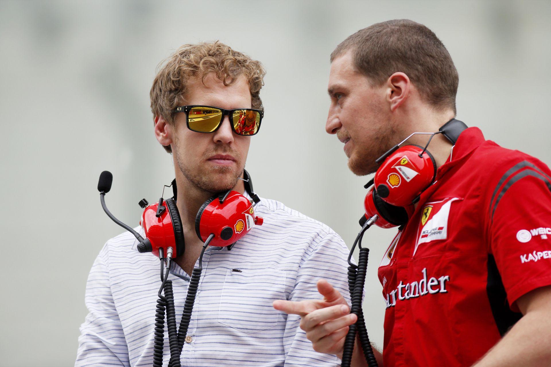 Vettel menedzsmentje: Valóban pályára gurulunk a Ferrari 2012-es autójával