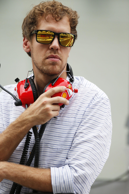 Vettel ma és holnap a Ferrarival tesztel, forgat Fioranóban