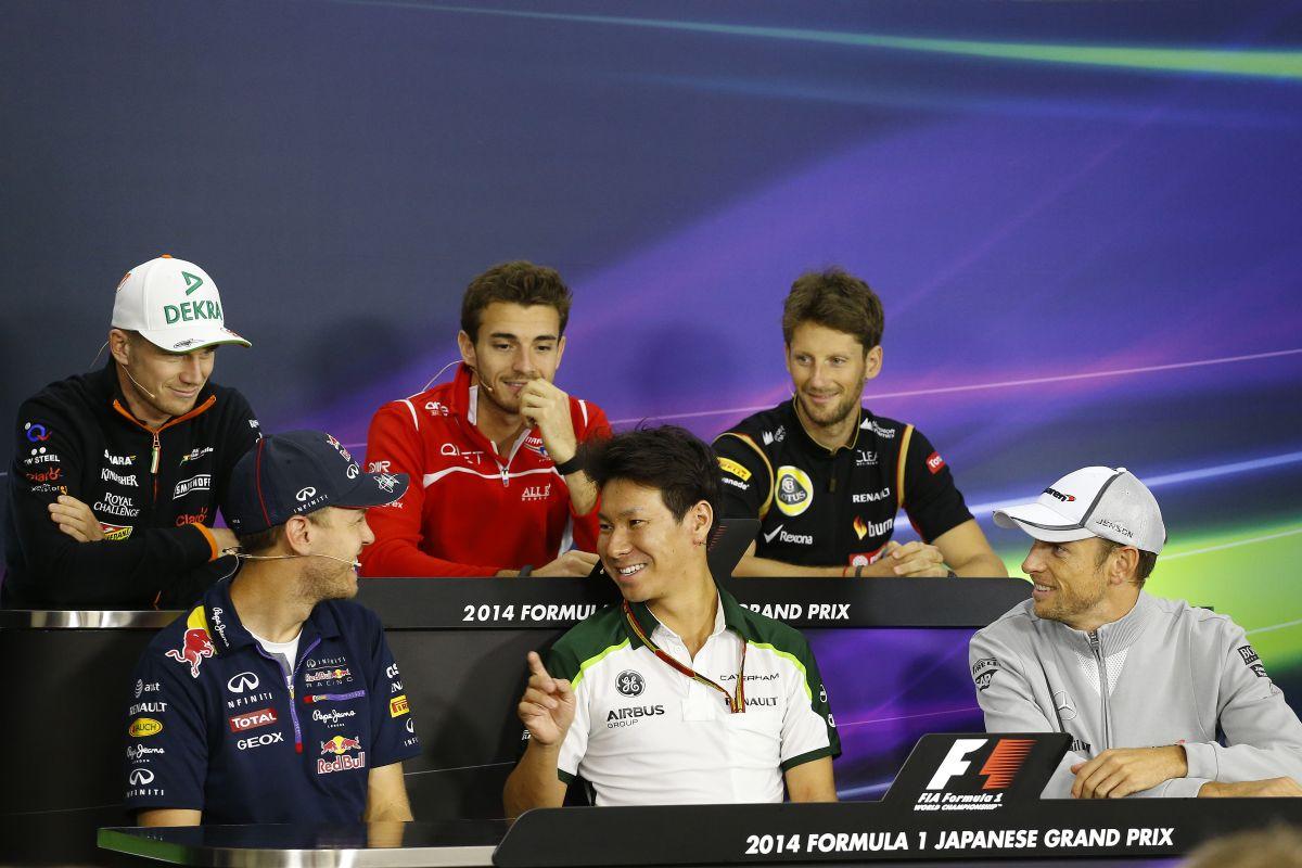 Vettel: pár hete már Button csapattársa voltam, lehet, jövő héten újra az leszek