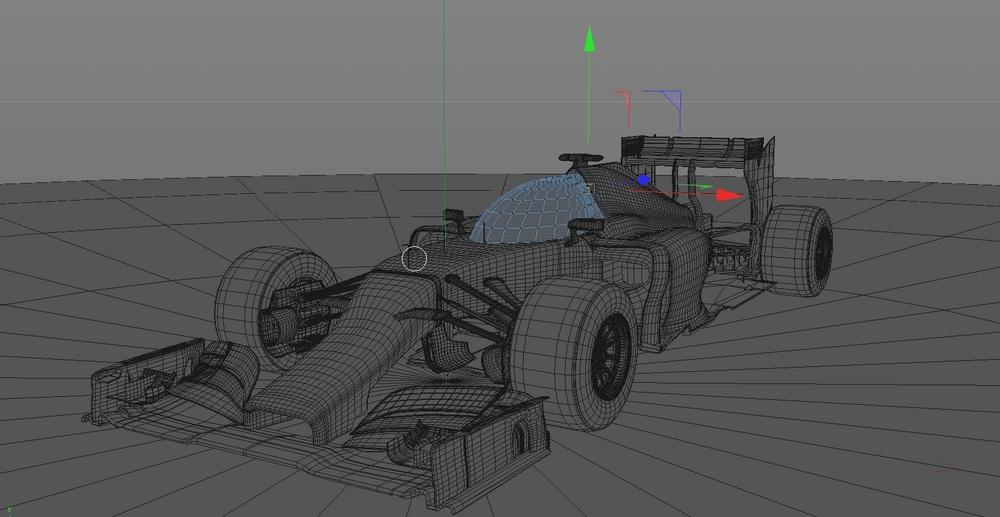 Így nézhetne ki egy modern F1-es autó zárt pilótafülkével: Bianchi súlyos balesete miatt komoly változások várhatóak?