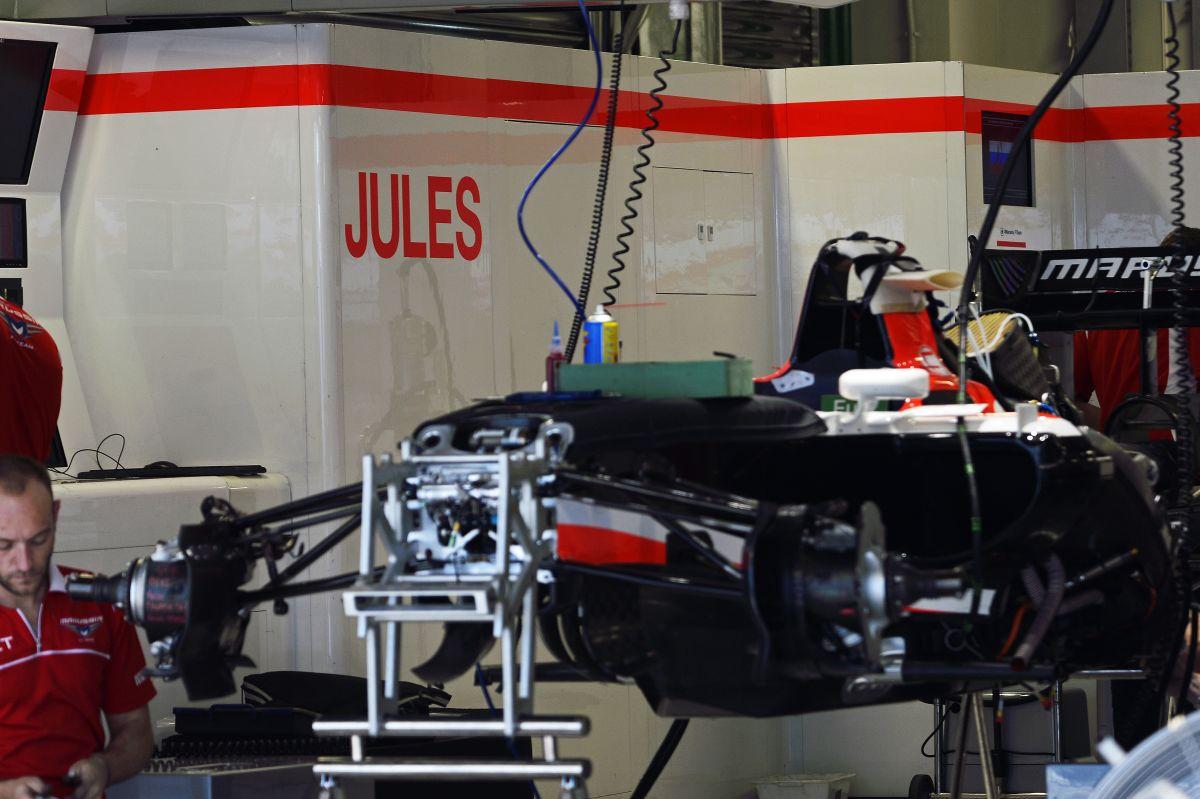 Schumacher épp hogy megmenekült a halálból, de jó úton halad - Bianchi apja minél előbb jó hírt közölne