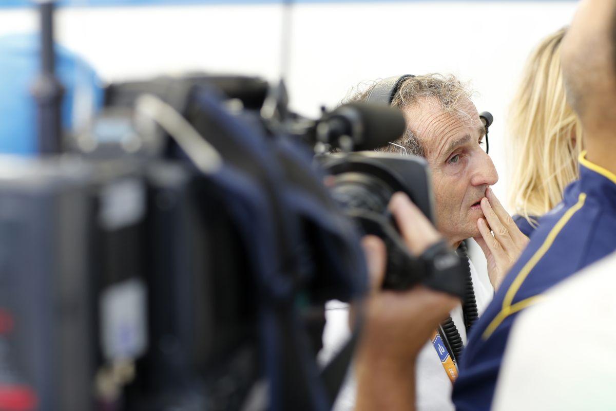 Prost és a sokkoló baleset: olyan, mintha Bianchi és a többiek a fiaink lennének