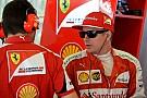 Raikkönen jövője erősen bizonytalan a Ferrarinál, de ez őt nem érdekli