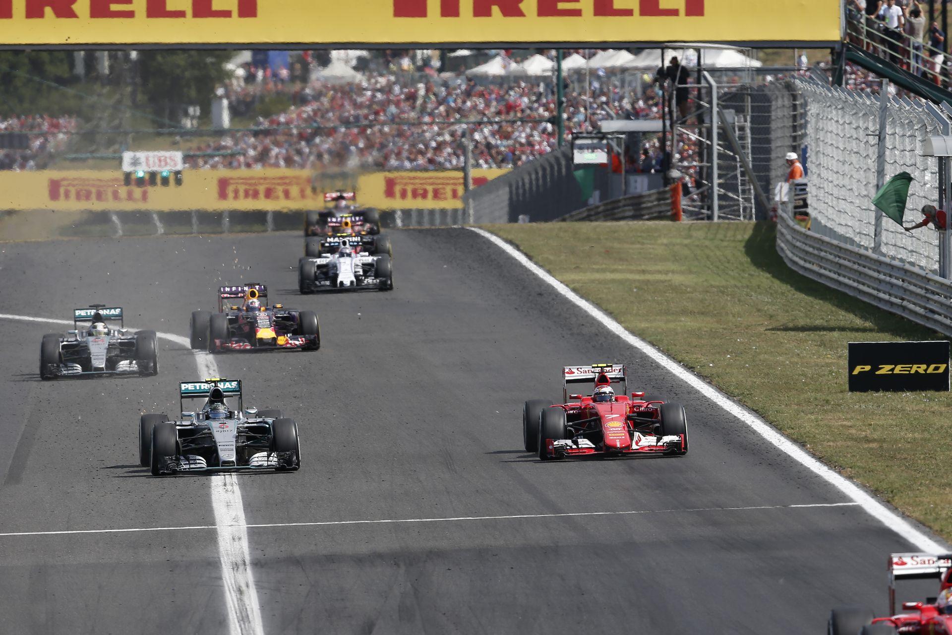 F1-es erősorrend: A Mercedes csak betlizett a Hungaroringen, vagy Spában ismét visszaesnek?