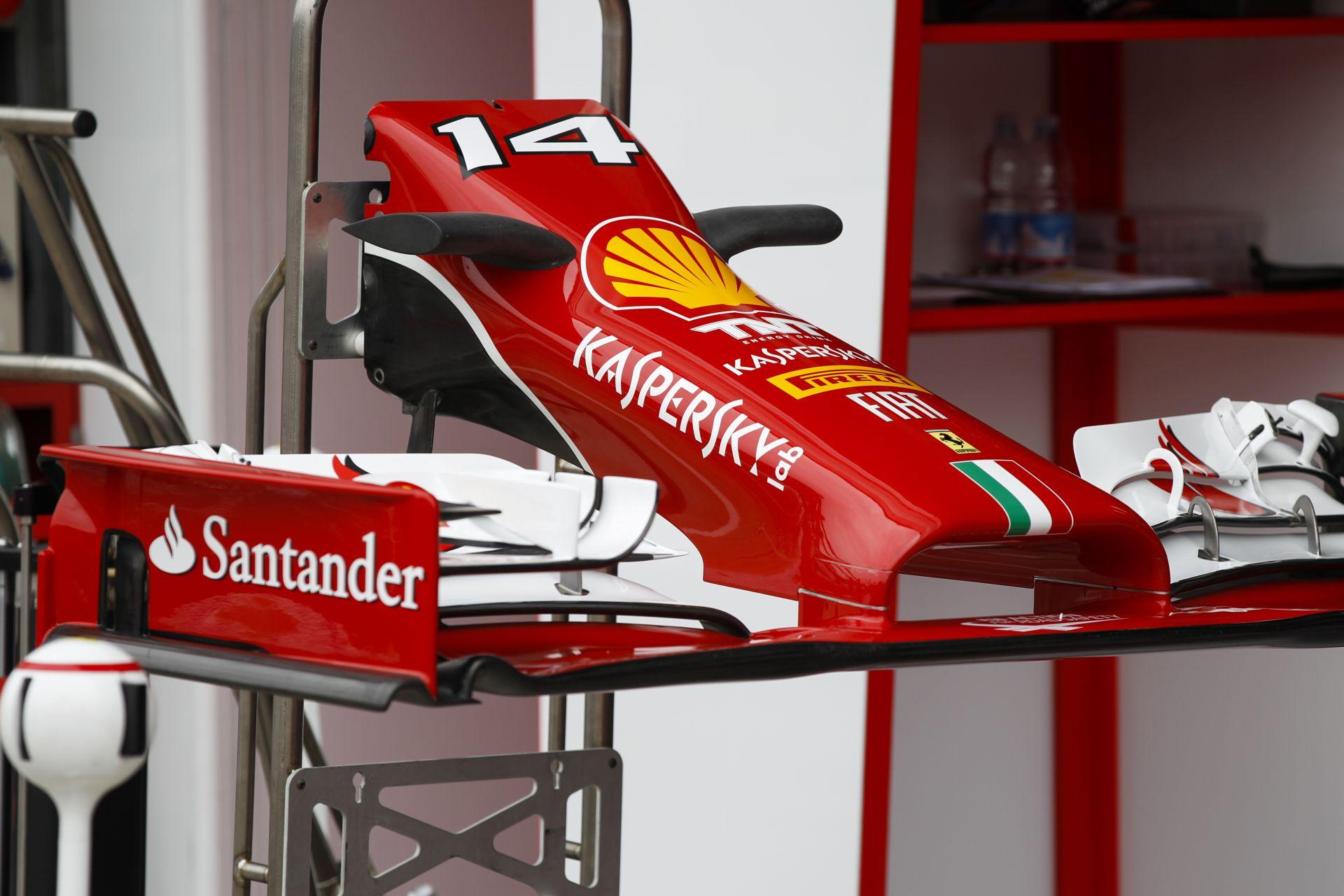 Vettelt az Amerikai Nagydíj előtt jelenti be a Ferrari