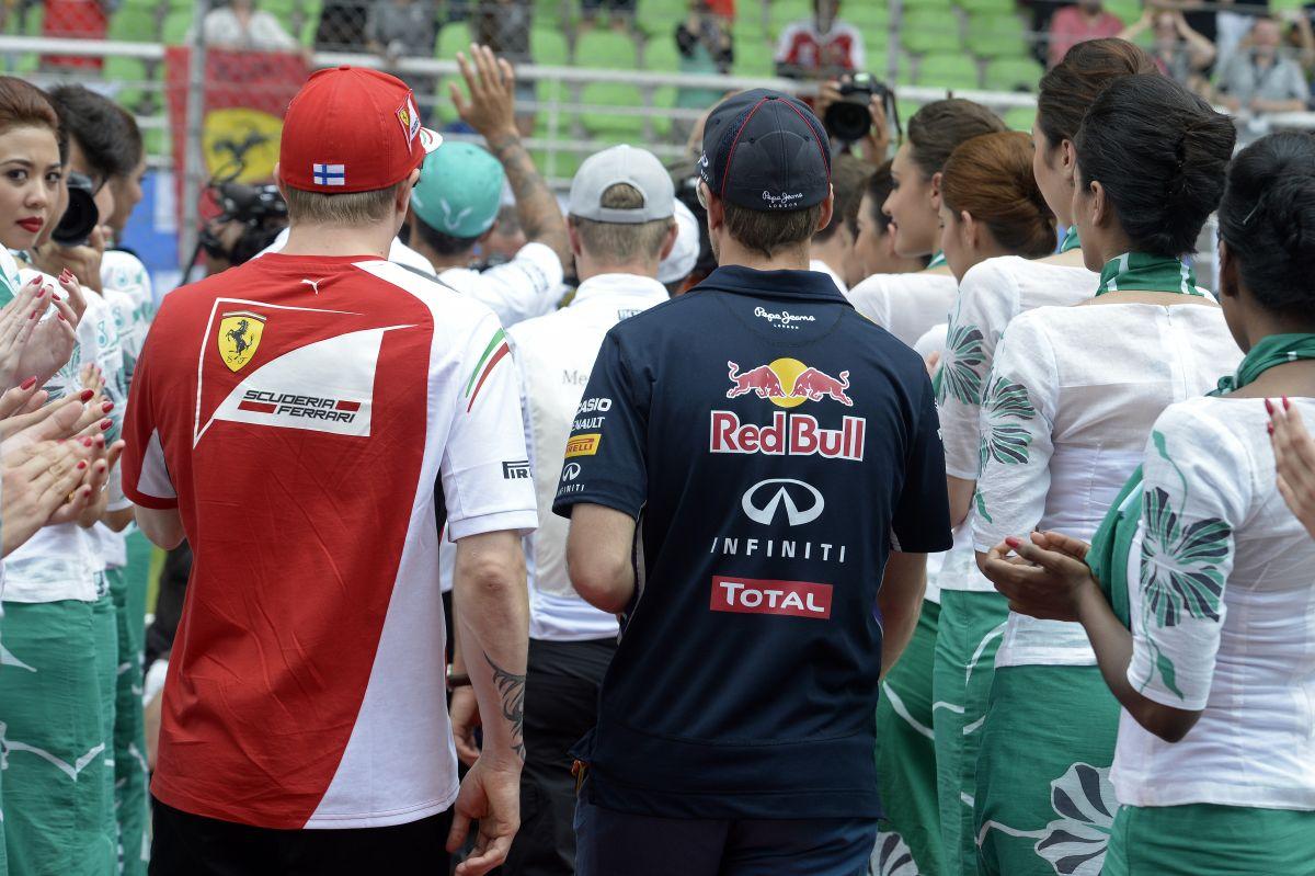 Komolyan kell venni Vettelt és a Ferrarit, véli a Mercedes sportvezetője