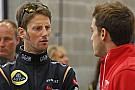 Grosjean: Bianchi sosem adja fel, és ha valaki, akkor ő képes visszajönni a nehéz helyzetből