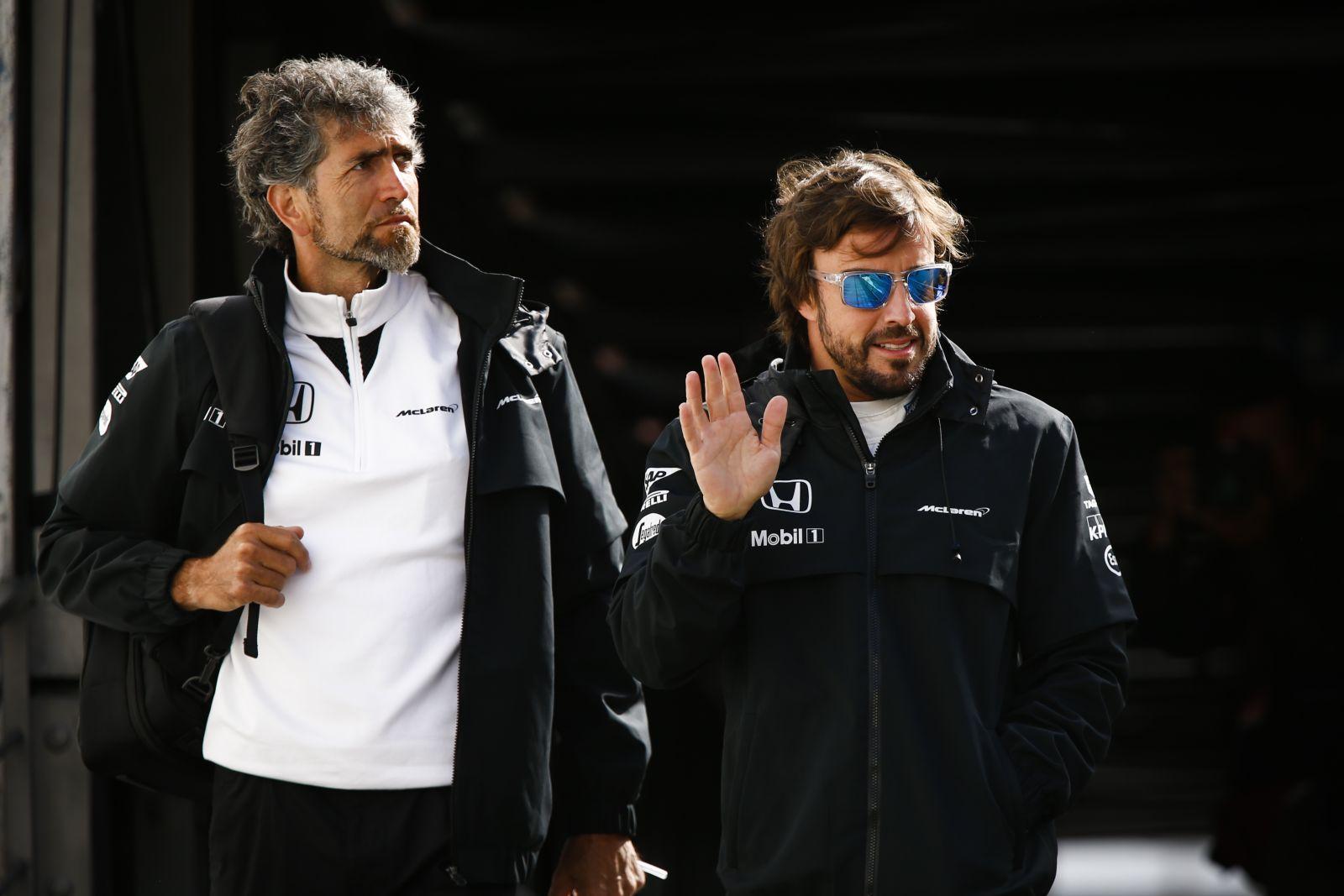 """Fernando, mit vársz a továbbfejlesztett motortól? """"Nem valami sokat"""""""