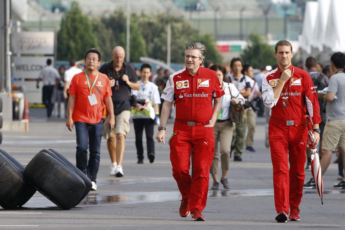 """A Ferrari """"erős"""" célokat fektetett le az erőforrás és az aero terén - 2015 a fő téma"""