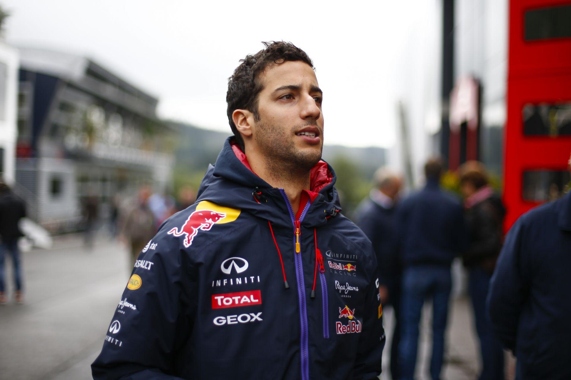 Ricciardo: Le akarom győzni idén a Mercedest és megnyerni a bajnokságot!