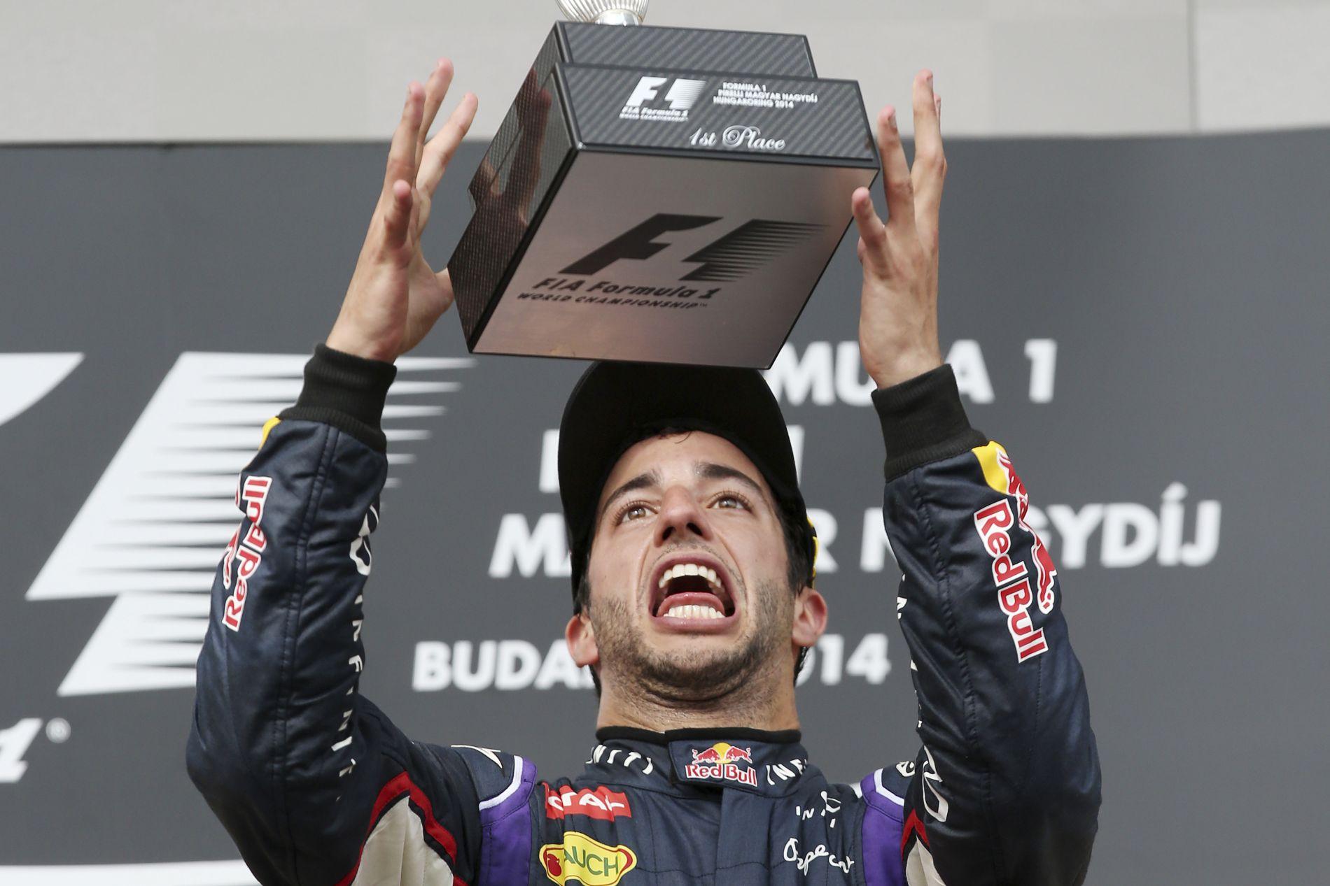 A Red Bull jobban várja a Hungaroringet, mint a hazai versenyüket: az év fénypontja!