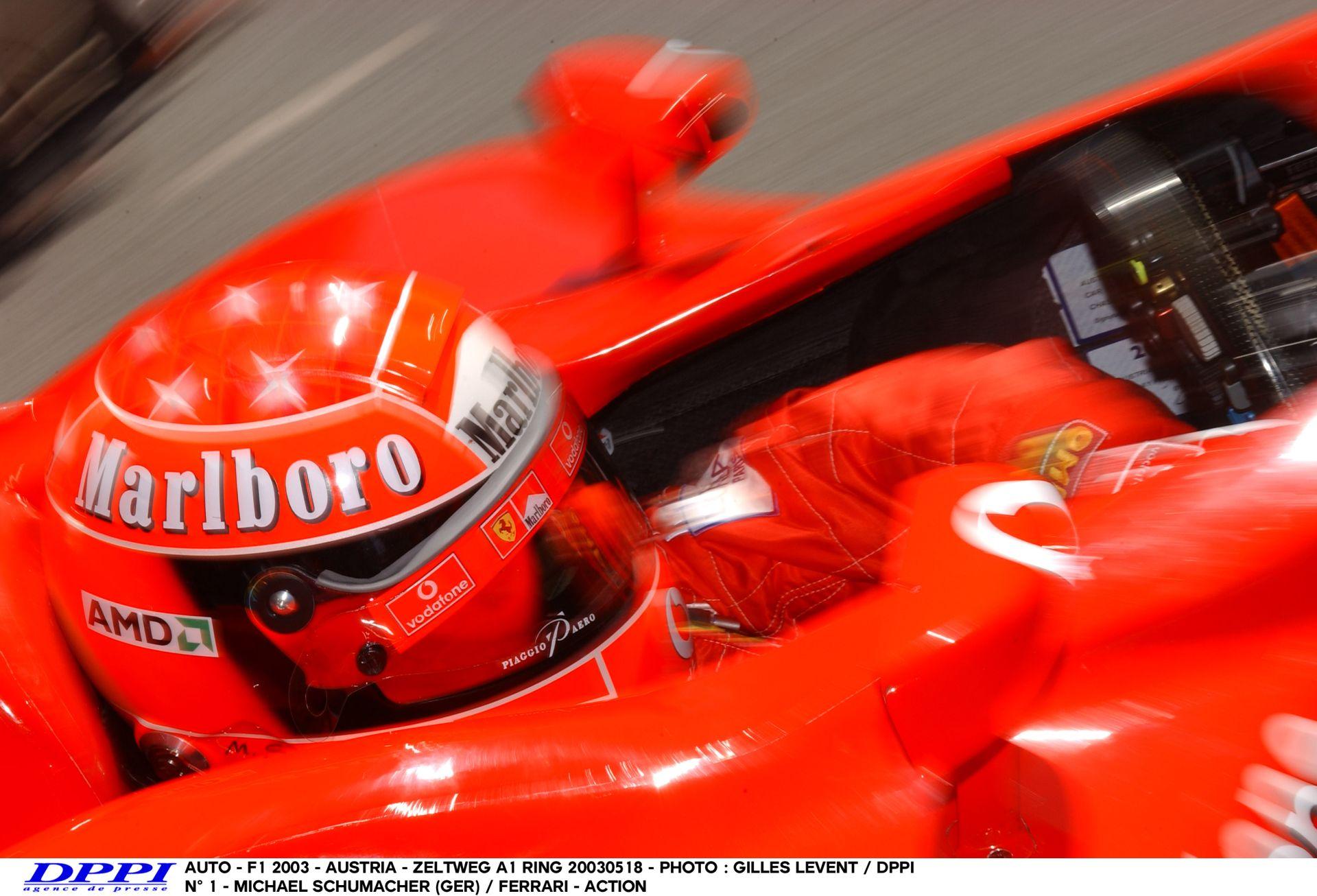 Egy kör Michael Schumacherrel a legendás osztrák versenypályán: Felejthetetlen!