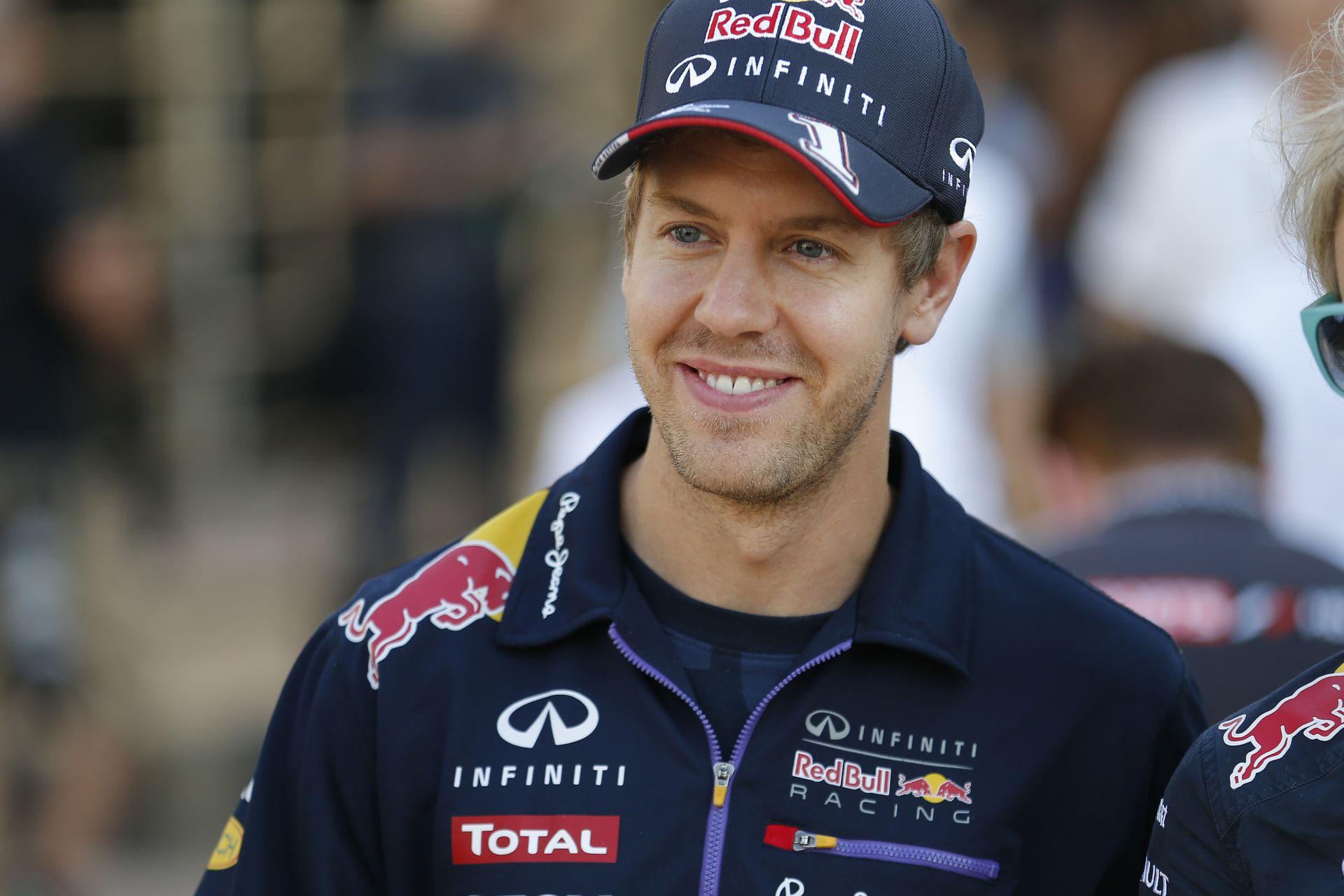 Vettel még mindig jó kapcsolatot ápol a Red Bullal - és ez így is marad!