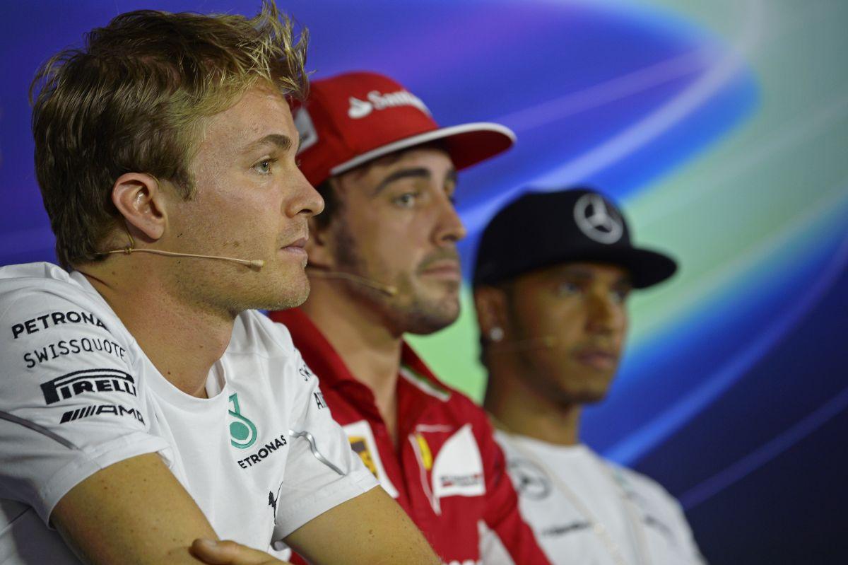 Alonso szerint kellemes gondja van a Mercedesnek: a ferraris nem lesz a béke nagykövete