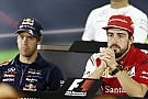 Alonso szerint Hülkenberg és Ricciardo is jobb versenyző Vettelnél, valamint Raikkönennél