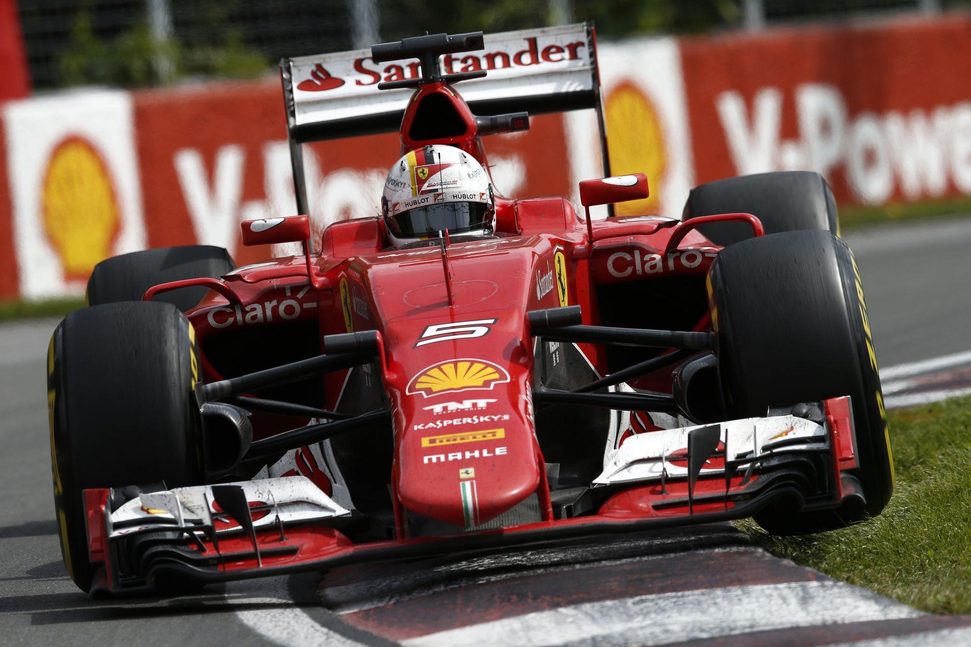 Vettel: A ferraris átigazolásom a Forma-1-nek különösen jót tett!