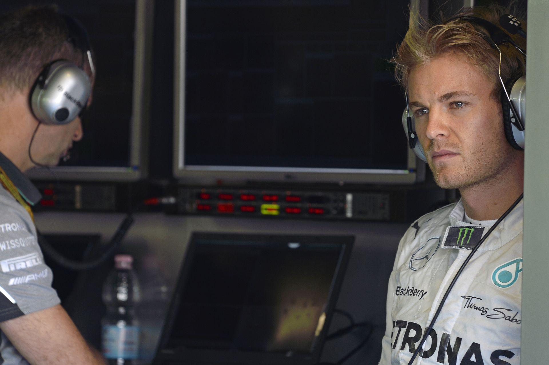 A Mercedes szerint kizárt, hogy Hamilton és Rosberg Monzában összeütközzön egymással