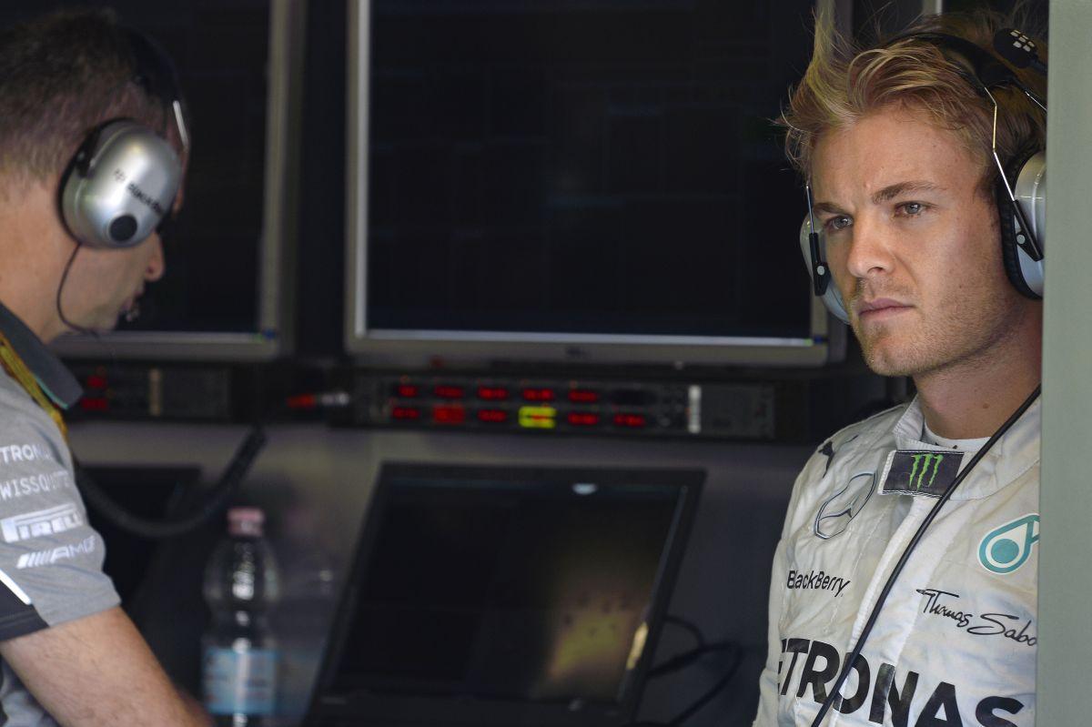 """Megfejtették Rosbergék olasz társalgását:  """"Hogy a f*szba történt?"""""""