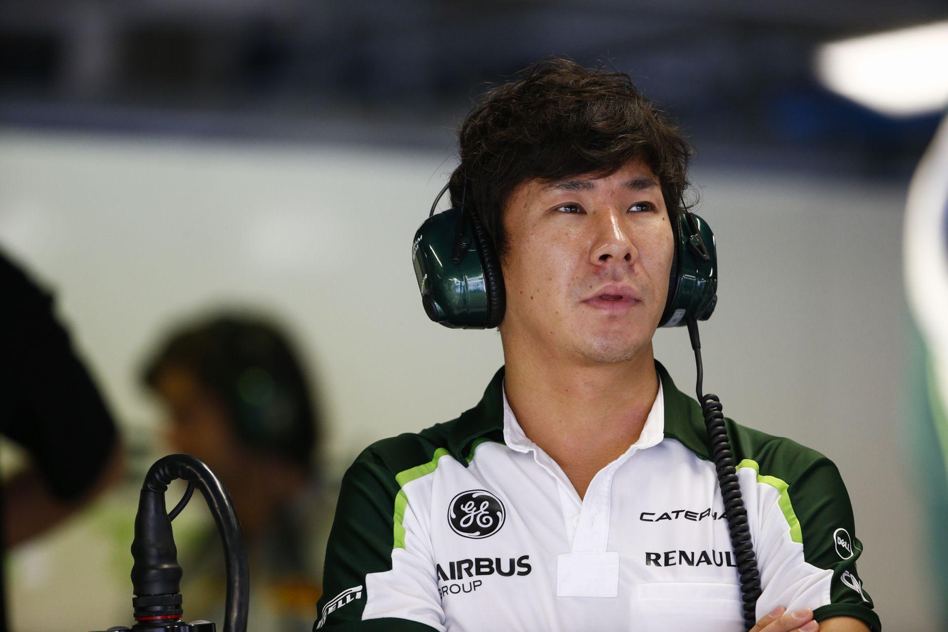 Bármelyik pillanatban vége lehet Kobayashi F1-es karrierjének