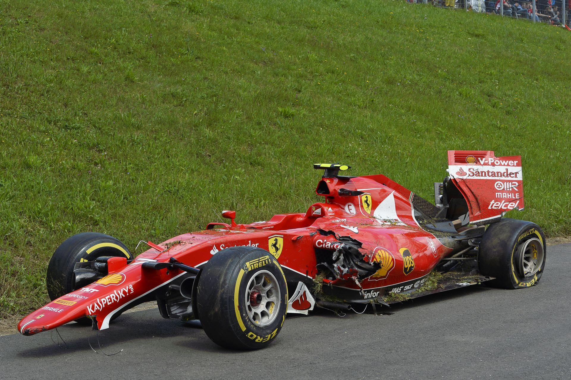 ÉLŐBEN: Raikkönen távozás előtt? Alonso élete legrosszabb döntése? Hamiltonnal mi van, simán verte Rosberg!