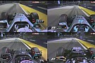 Egy igazi finomság a Szingapúri Nagydíj időmérő edzéséről: Hamilton Vs. Rosberg Vs. Button Vs. Pérez onboardok, egyszerre!