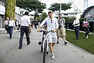 A kormányoszlopban eltört egy vezeték, ezért lett vége Rosberg versenyének
