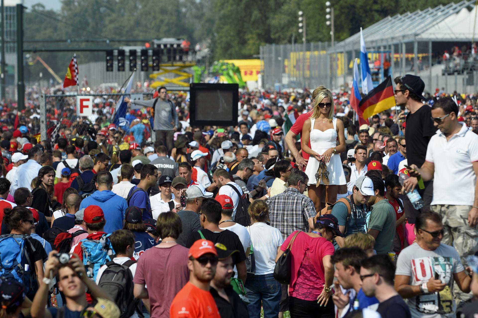 Monza nem akar Imolával osztozni az F1-es Olasz Nagydíjon!