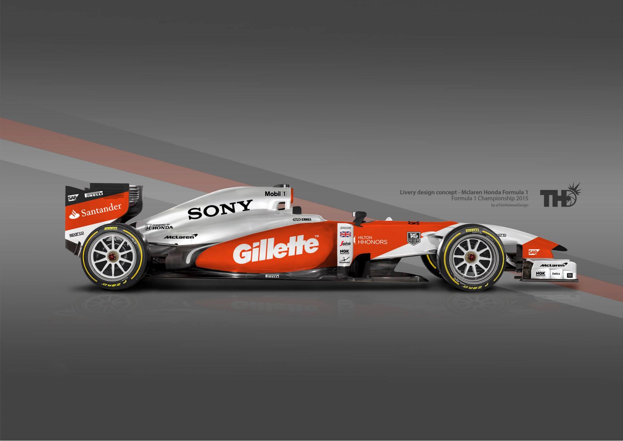 Ezek az F1-es festések mindent vinnének jövőre: Tapsot érdemel az összes!
