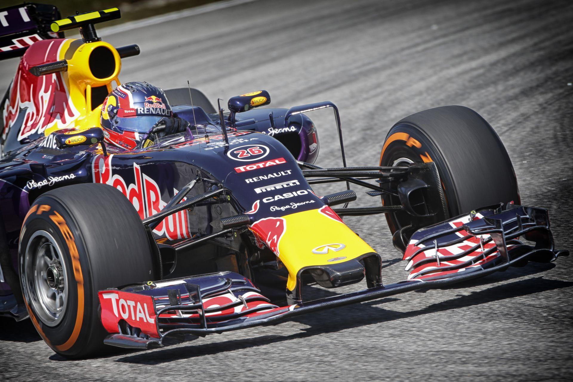 A Red Bull ultra-rövid orra zöld jelzést kapott Spanyolországban