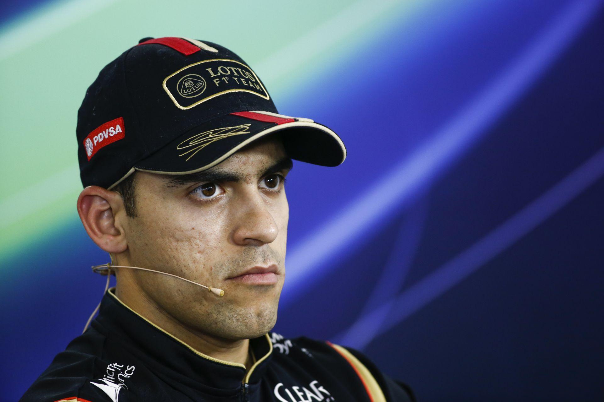 Maldonado: Grosjeannak a Lotusnál kell maradnia!