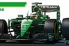 Így nézhetne ki az új orral felszerelt az F1-es Caterham