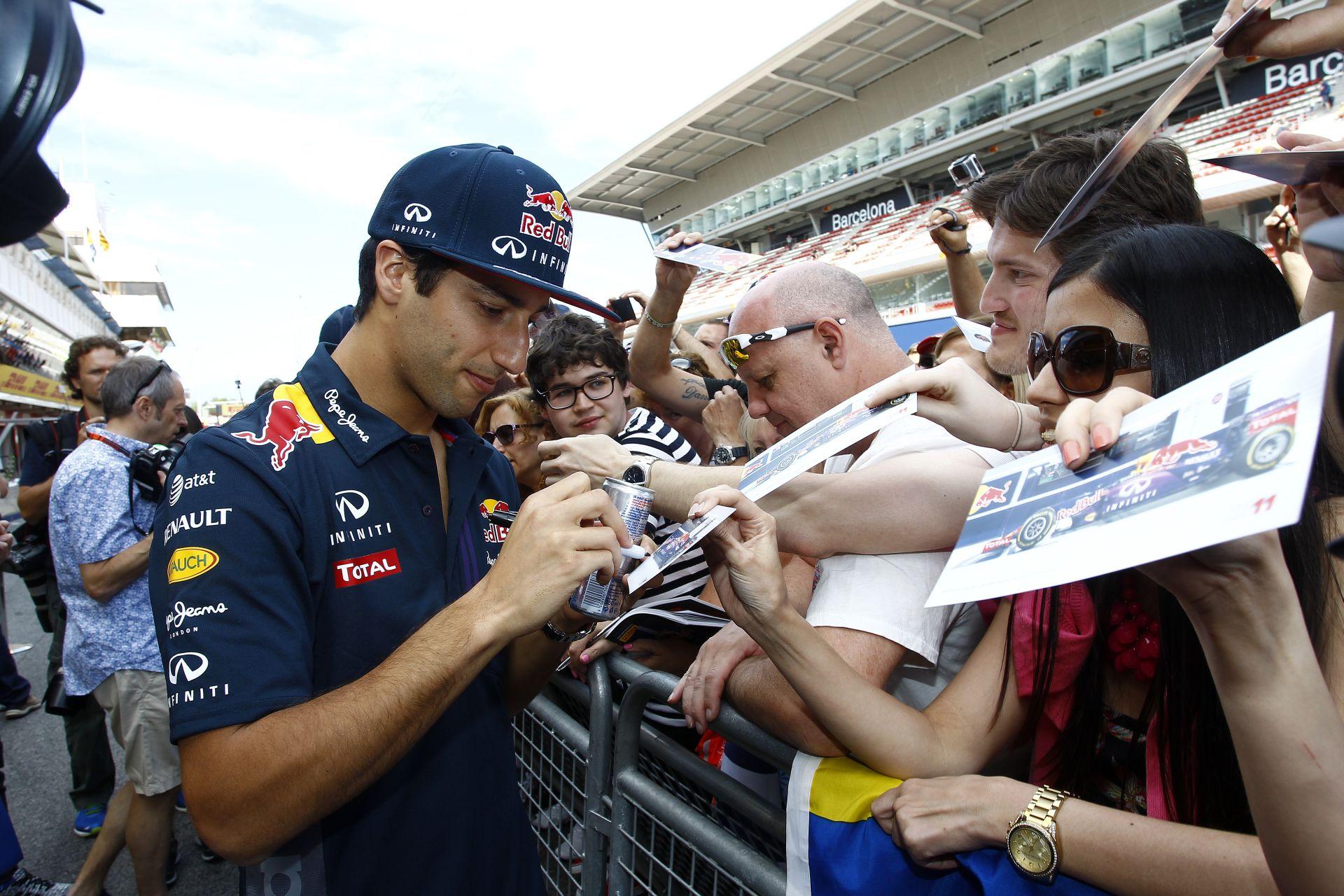 Ricciardo legalább két versenyt menne a negyedik Renault erőforrással