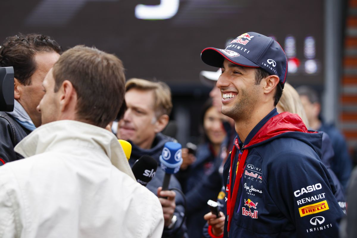 Vettel kiesése Ricciardónak sem tesz jót: nem tudnak annyi mindent kipróbálni