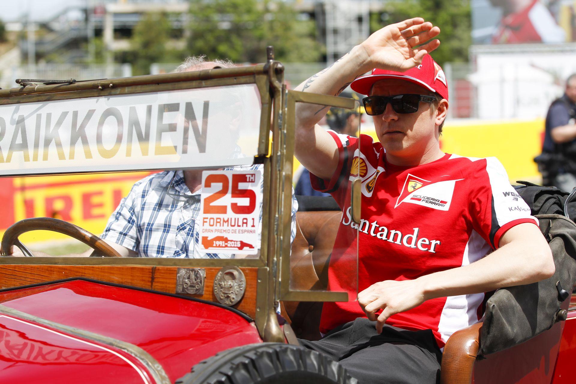 A Ferrari csalódást okozott Spanyolországban, de nem esnek pánikba