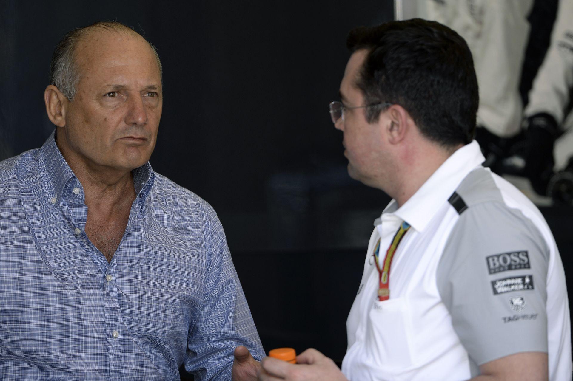 McLaren: A Red Bull, a Ferrari és a Mercedes sem azonnal nyert, de a lehető legjobb versenyzőkkel akarunk dolgozni!