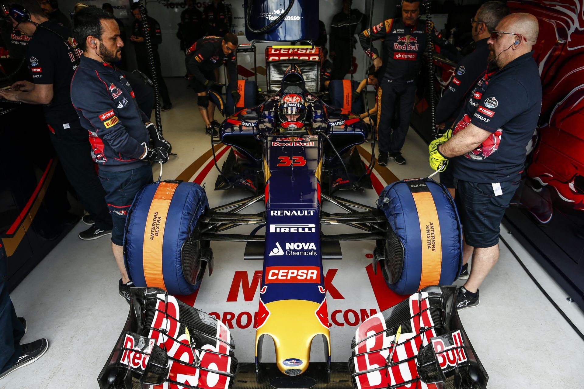 A Toro Rosso komoly meglepetést okoz Monacóban?
