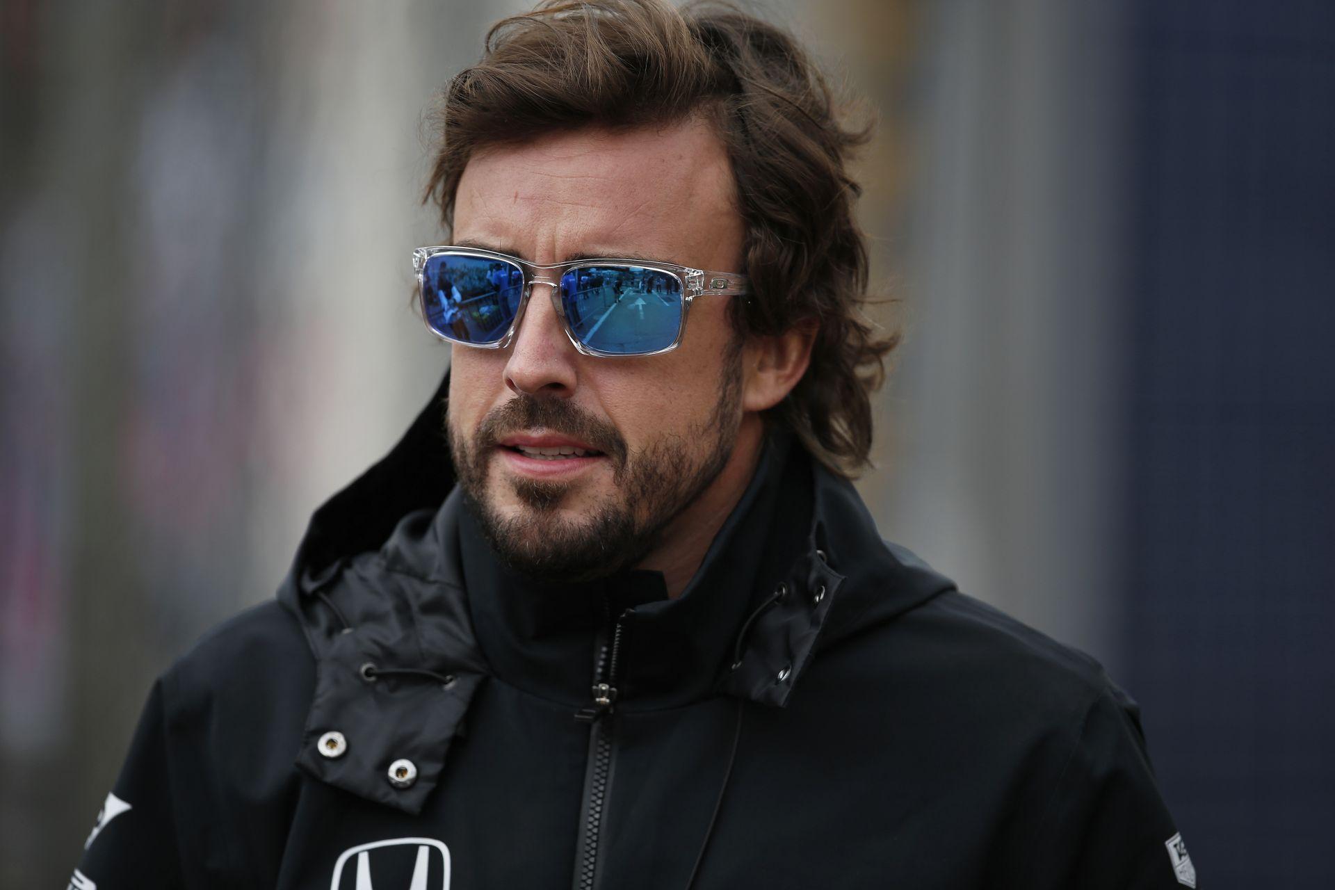 """Alonso nem akart """"megbüdösödni"""" a Ferrarinál"""