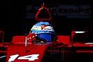 HD felbontású visszapillantója van a Ferrarinak?! Vettel szerint Alonso a saját DRS-ét nézte