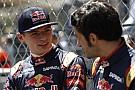 Verstappen: A Toro Rossonál még hibázhatok